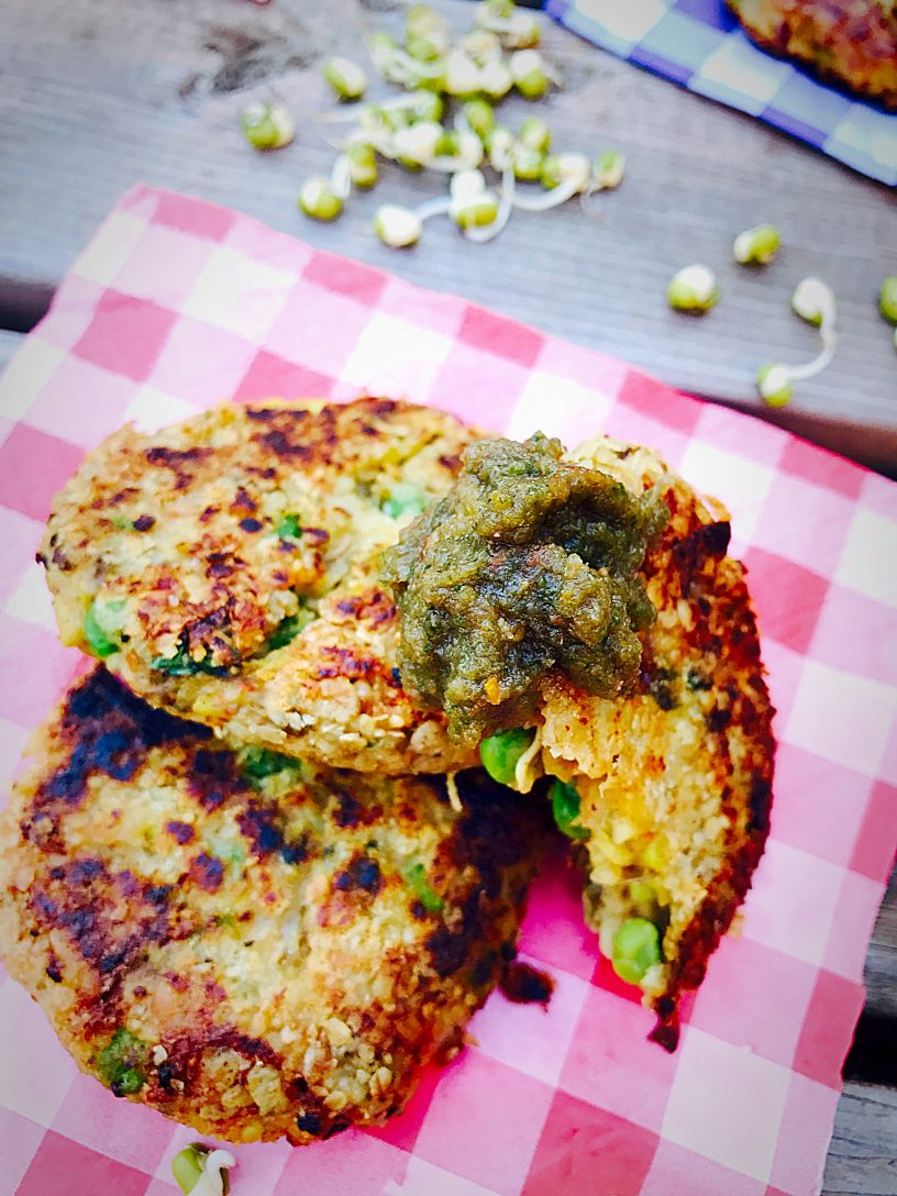 Healthy Sprouts Cutlets