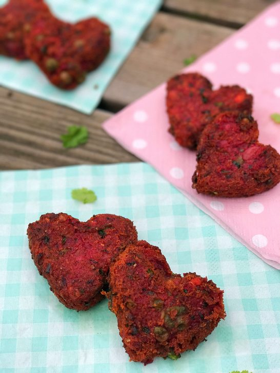 Beetroot Cutlets